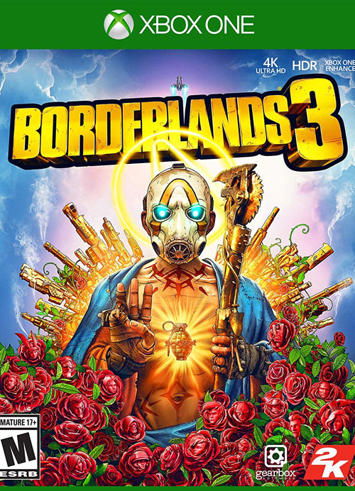 Borderlands 3 - Rootin'-Tootin' Shootin' & Lootin'